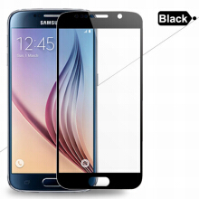 VOUNI tempered glass Samsung Galaxy A7 2017 / A720 HD full screen protective film
