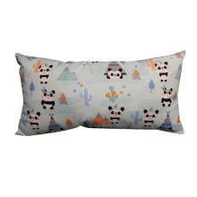 NAMALE Fancy Cushion Panda - Light Blue
