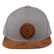 3SECOND Men Hat 0301 103011818 - Grey [One Size]
