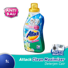 ATTACK Liquid Clean Maximizer 1000 ml