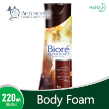 BIORE Body Foam Exotic Cinnamon Bottle 220 ml