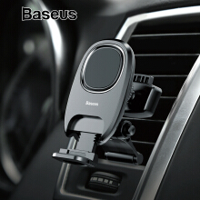 Baseus Magnetic Universal Car Holder for iPhone X Xs Max Samsung S9+ Air Vent Car Mount Handphone Holder Stand Car Phone Holder