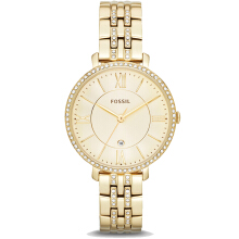 Fossil Jam Tangan Wanita Spesial Fossil ES3547 Ladies Perfect Multifunction Gold Stainless