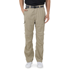 COLUMBIA Silver Ridge Convertible Pant - British Tan