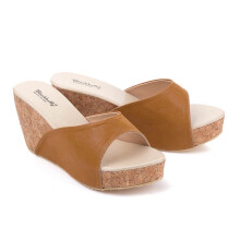 WEDGES KASUAL WANITA - LPE 495