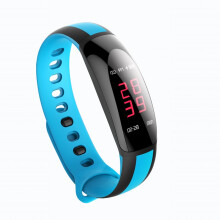 SANDA U8 Plus Heart Rate Monitor Waterproof Pedometer Smart band For Xiaomi Samsung Huawei iPhone