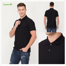Bossini - Polo Men (010001240) - Black