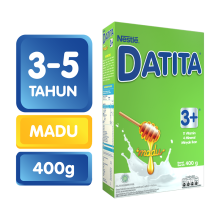 DANCOW Datita 3+ Susu Madu Box - 400g