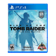 SONY PS4 Game Rise of The Tomb Raider - Reg 2