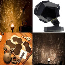 Farfi Galaxy Projector Star Starry Sky Cosmos Light Night Lamp DIY Kit as the pictures