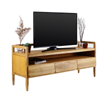 ONEL TV Cabinet Gardore - Natural Wood