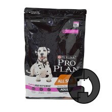 Pro Plan 2.5 Kg Dog All Size Sensitive Skin And Stomach Optirestore