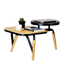 ONEL Coffee Table Levolino Legro-3 - Light Black