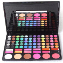 BL 78Color Multifunction Eyeshadow Makeup Toiletries Beauty Accessories -Multicolor