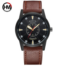 Quartz watches Men's Watch Exquisite Dial Sport Watch Hannah Martin HM-1701 Waterproof Men Wrist Watch