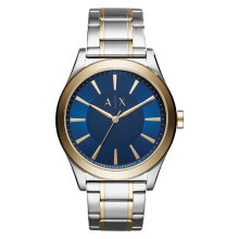 Armani Exchange AX2332 Men Blue Dial Dual Tone Stainless Steel Strap [AX2332]