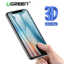 UGREEN Apple iPhone 6Plus Screen Protector Tempered Glass For iPhone 6S Plus 7Plus 8Plus HD Protective Film Tempered Glass
