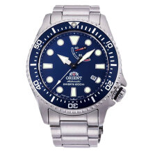 Orient Triton Divers Mechanical Sports RA-EL0002L Men Blue Dial Stainless Steel [RA-EL0002L]