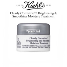Kiehls Clearly Corrective Brightening & Smoothing Moisture Treatment Cream Travel Size 7ml