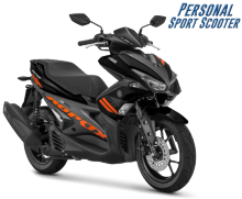 Yamaha Aerox 155 VVA Std -Version