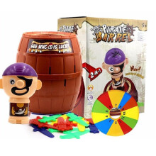 Ocean Toy Pirate Barrbel Game Mainan Anak ED-H8989 Others