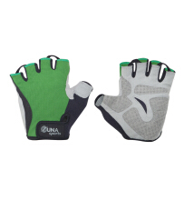 Zuna Sport Men Half Moon Cycling Gloves Half Finger