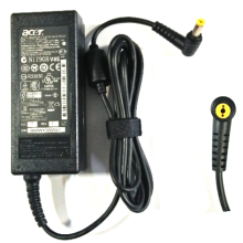Acer Laptop Aspire 2920 4710 4738 Adaptor 19V 3.42A 5.5*1.7MM Black.
