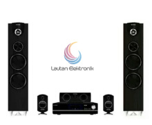 Polytron BB 5510 Big Band BB 5510 Home Theater - Hitam