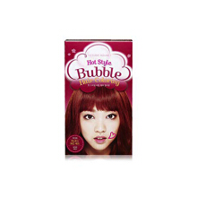 Etude House - Bubble Hair Color - RD06 Red Wine