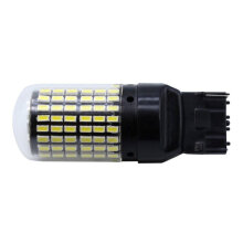 [COZIME] Decode anti-stroke taillight-3014-144SMD  1 pair White1 1156-(180°)