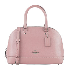 Coach Women's Rose Pink Handbag F32019SVDZ