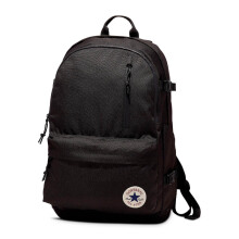 CONVERSE Straight Edge Backpack - Black [One Size] CON7784-A01