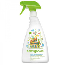 [free ongkir]Babyganics Multi Surface Cleaner Fragrance Free - 946 ml