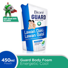 BIORE Guard Body Foam Energetic Cool 450 ml