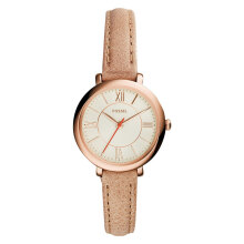 Fossil ES3802 Jacqueline Mini Sand Leather Watch [ES3802]