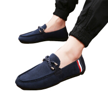 SiYing Original Korean men's peas shoes trend Lok Fu shoes