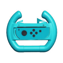 [OUTAD] TNS-852B Controller Direction Manipulate Wheels For Nintendo Switch Joy-con Red & Blue