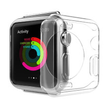 LOLLYPOP Ultrathin Case Apple Watch 42mm series 1 2 dan 3 Clear