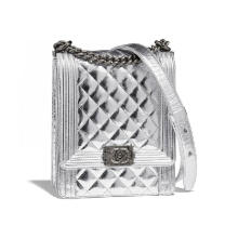 CHANEL Boy Silver - AS130Y8418545002