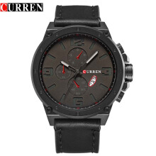 CURREN Men Business Watches Top Luxury Brand Quartz Watch 8230