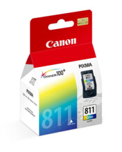 Canon CL-811 Color Ink Cartridge - Black