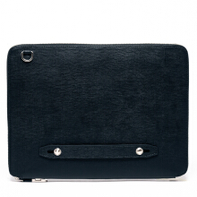 Faire Leather Co. - Bond CG Everyday Padfolio (Navy) | Leather Tech Organiser