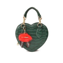 Wei's Exclusive Selection Fashion Ladies Sling Bags Hot Selling Shoulder Bag Messenger Bag B-MY8089 Green