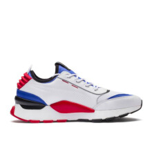PUMA RS-0 808 - White-Dazzling Blue-High Risk Red