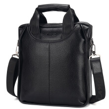 Jantens  Brand PU Leather Men Business Bags  Small Briefcase Man Casual Crossbody Shoulder Handbag