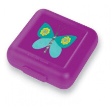 [free ongkir]Crocodile Creek Sandwich Keeper - Purple Butterfly
