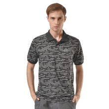 HAMMER Polo Fashion [A1PF470H1] - Black