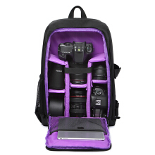 Jantens Upgrade Waterproof multi-functional Digital DSLR Camera Video Bag