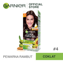 GARNIER Color Naturals 4 - Brown