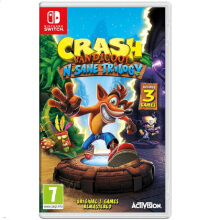 Nintendo Switch Game - Crash Bandicoot N. Sane Trilogy